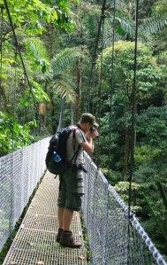 Birden in Costa Rica