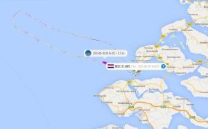 Route (via Niels Godijn)